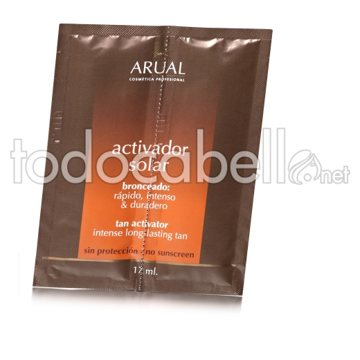 Arual Activator solar without protection 17ml
