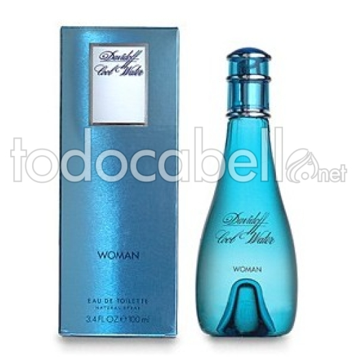 Davidoff Cool Water Woman edt 100ml