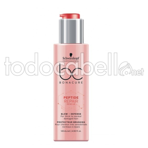 Schwarzkopf Bonacure BC Peptide Repair Rescue Blow-Defense 145ml