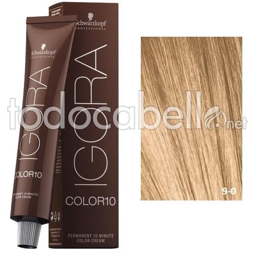 c246a147b4 Schwarzkopf Tint Igora COLOR10 9-0 Very Light Blonde 60ml